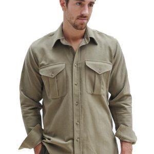 Moleskin Safari Shirt