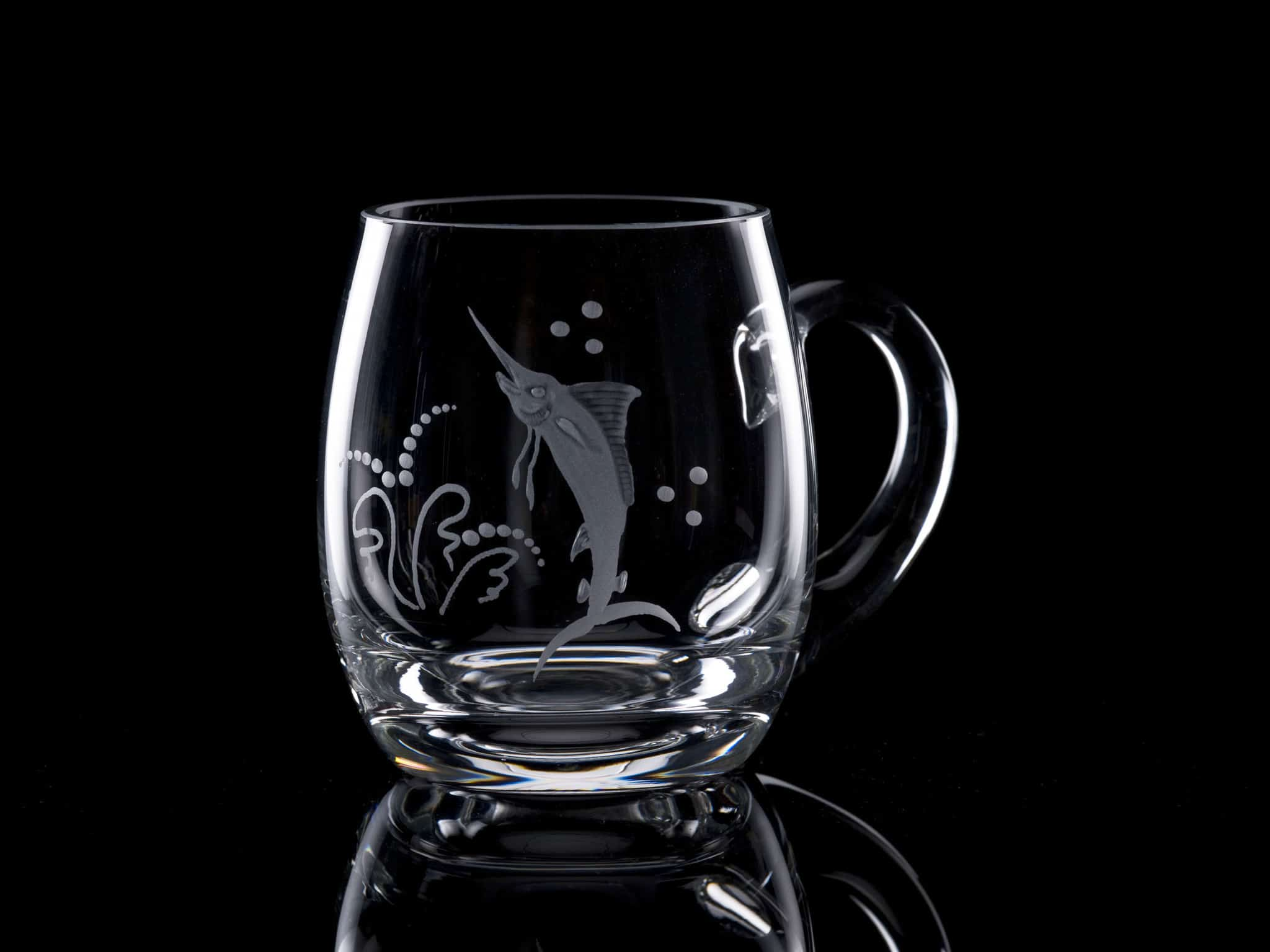 Crystal Beer Tankard