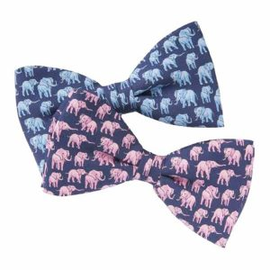 Tusk Silk Bow Ties – Untied