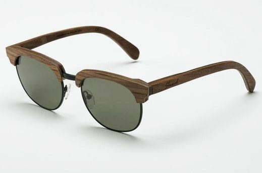 Wood Sunglasses - Walnut
