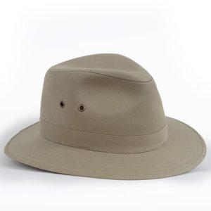 Canvas Safari Hat