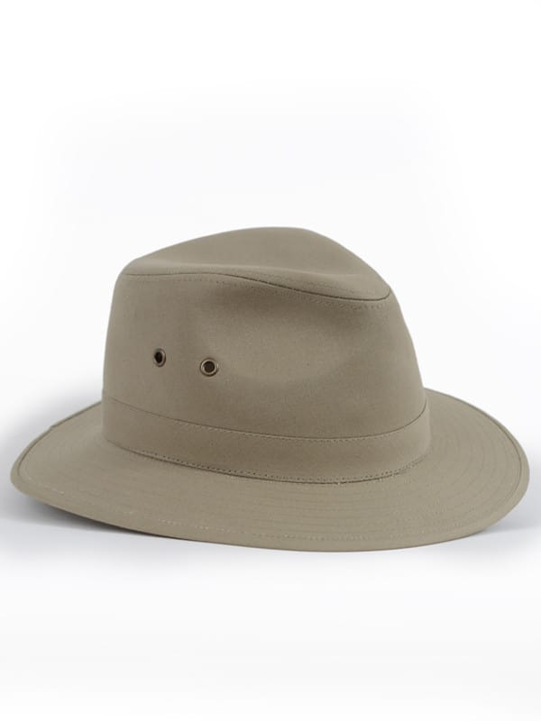 Canvas Safari Hat