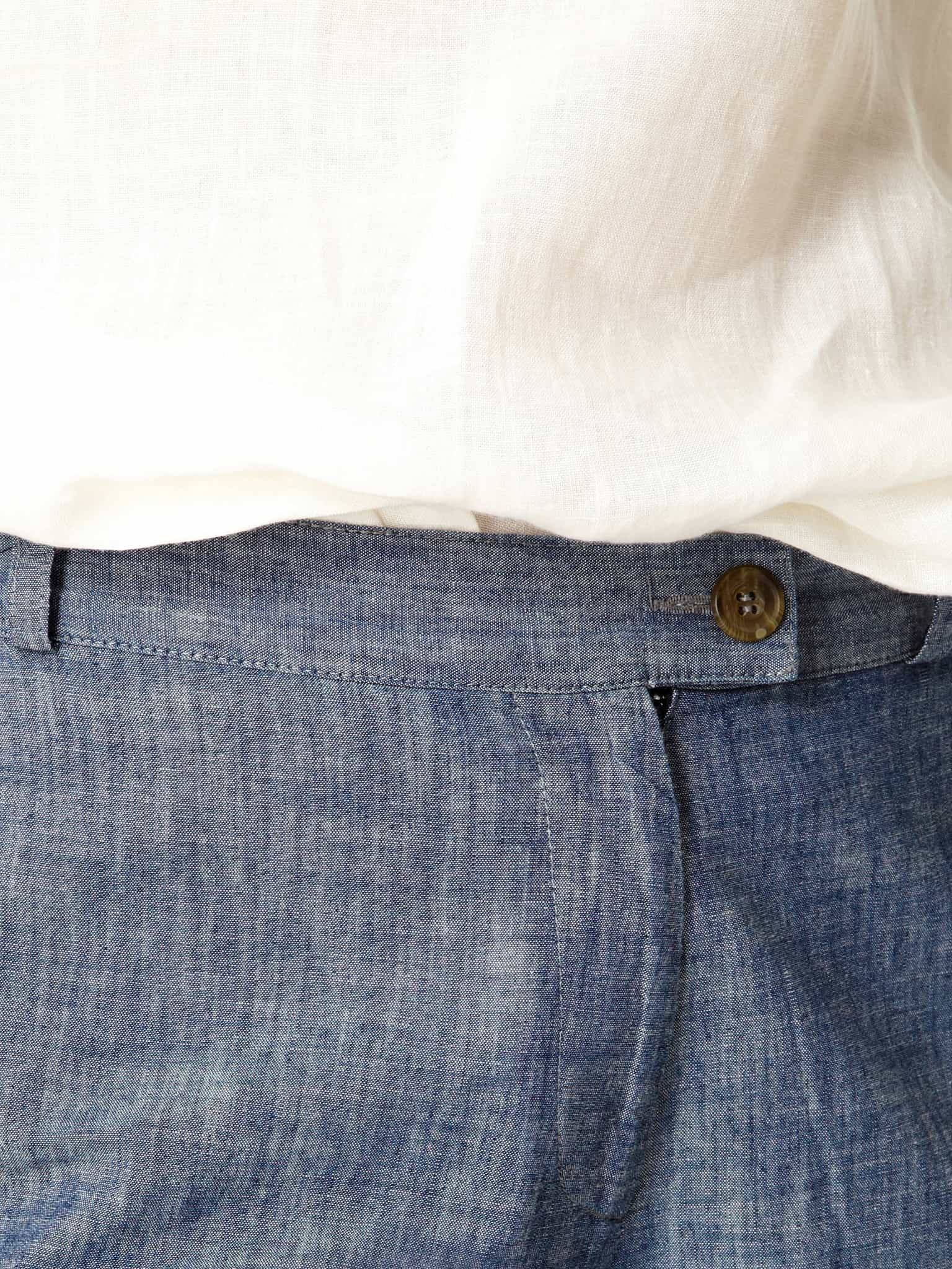 Chambray Safari Chinos