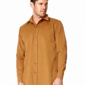 Brushed Cotton Safari Shirt