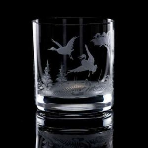 Crystal Whisky Tumbler