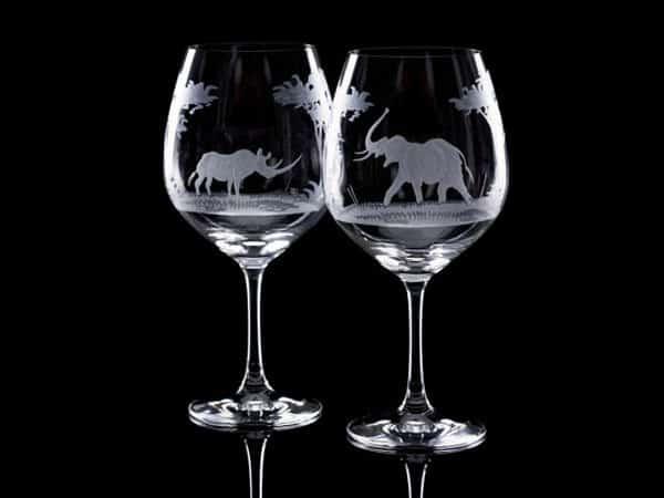 Crystal Wine Goblet