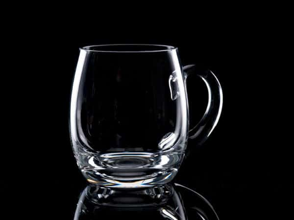 Plain Crystal Beer Tankard