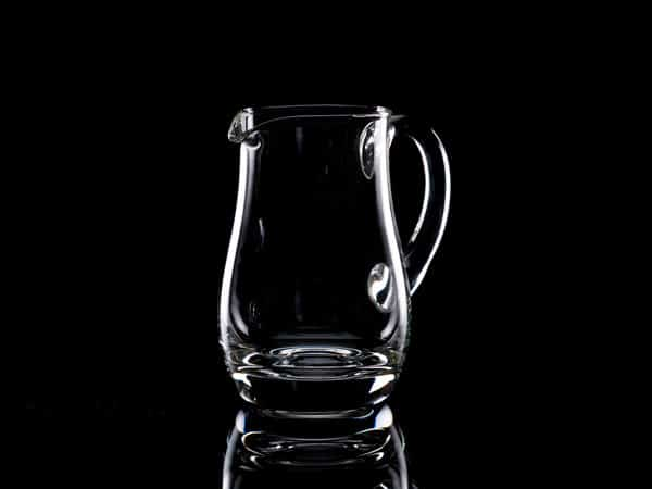 Plain Crystal Water Jug 0.5 litre