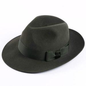 Fur Felt Fedora Hat