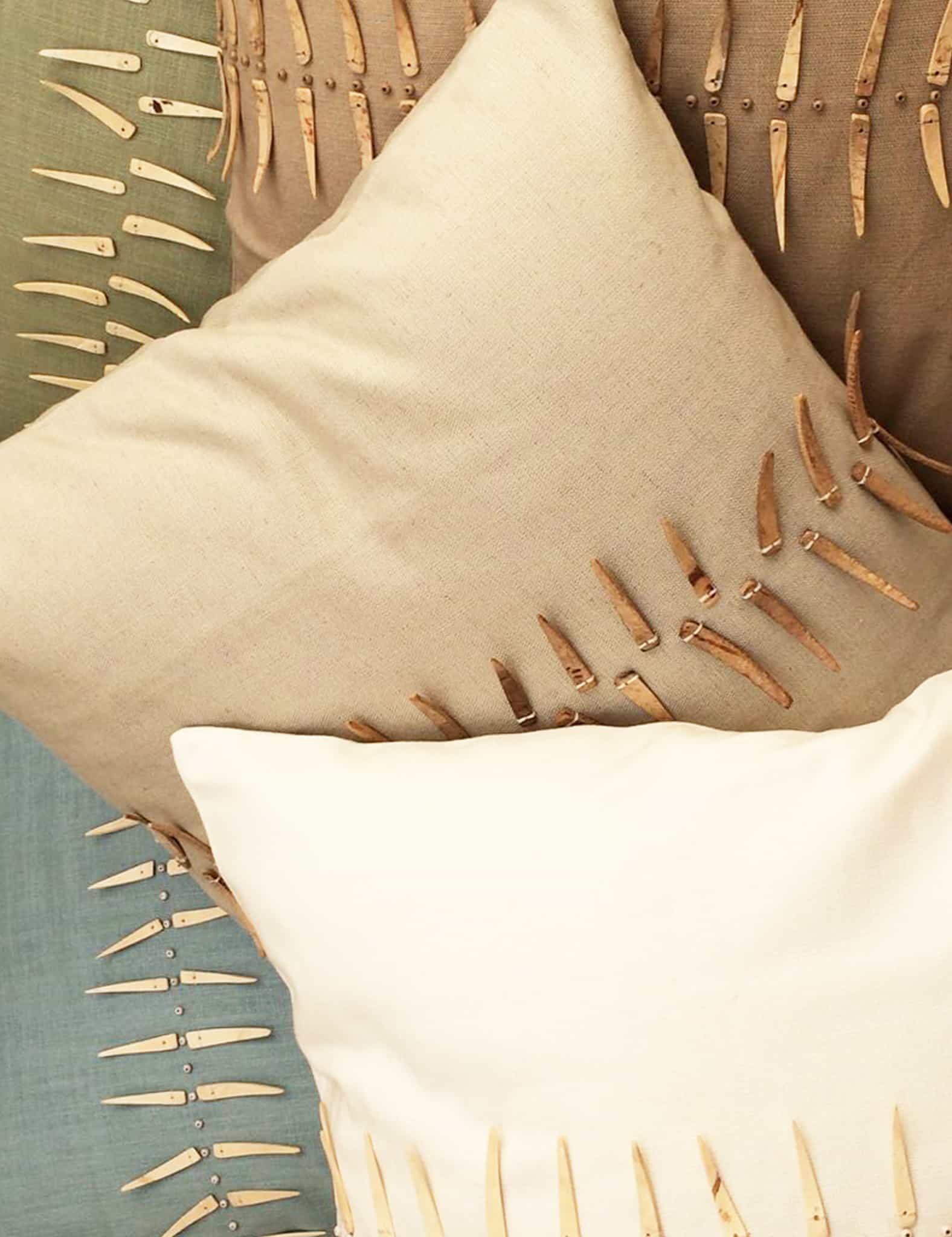 Cushion Cover - Coconut Shell