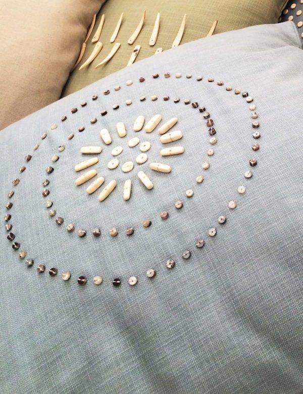 Cushion Cover - Circles