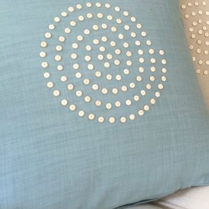 Cushion Cover – Spiral