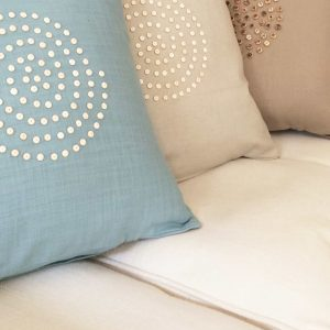 Cushion Cover - Spiral