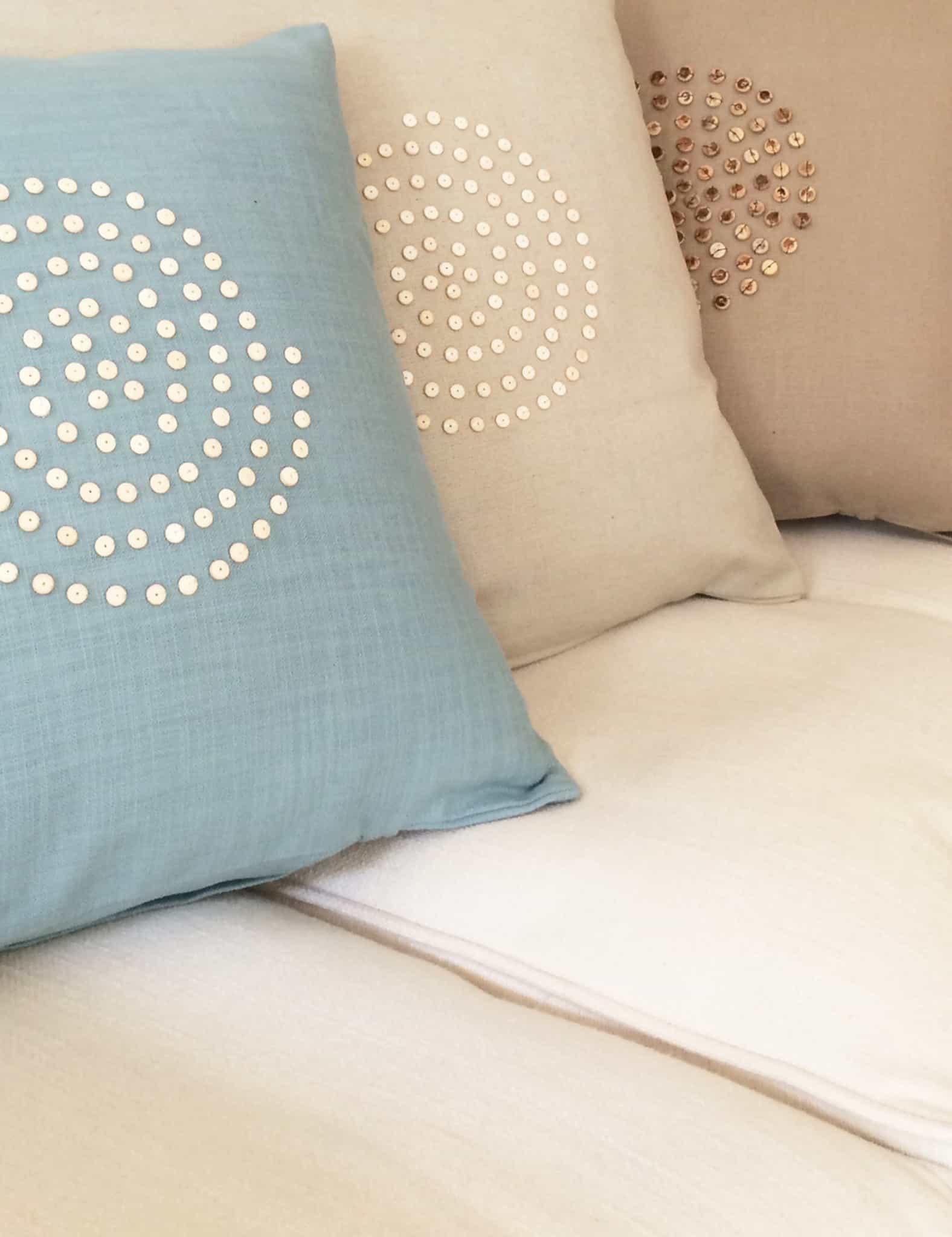 Cushion Cover - Spiral