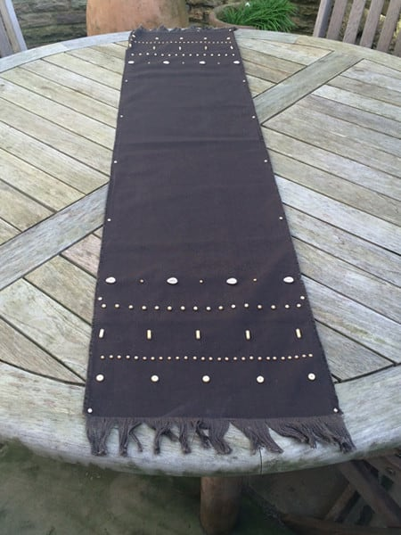 Table Runners - Chocolate - 150cm
