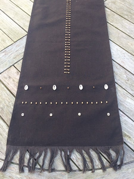 Table Runners - Chocolate - 188cm