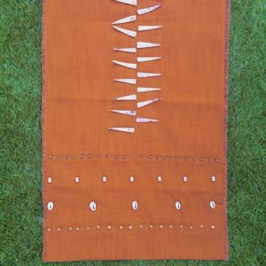 Table Runners – Burnt Orange – 130cm