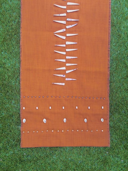 Table Runners - Burnt Orange - 130cm