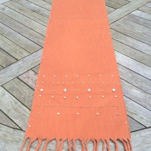 Table Runners - Burnt Orange - 188cm