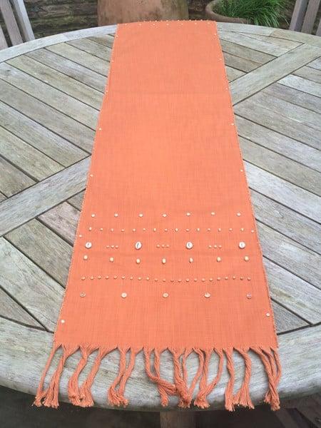 Table Runners - Burnt Orange - 188cm