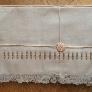 Handmade Table Mats – Hessian