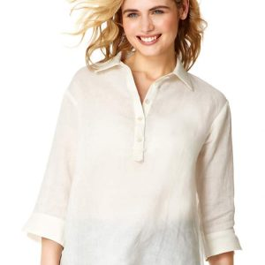 Ladies Linen Shirt