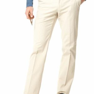 Cotton Chinos – Stone
