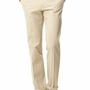 Cotton Chinos – Khaki