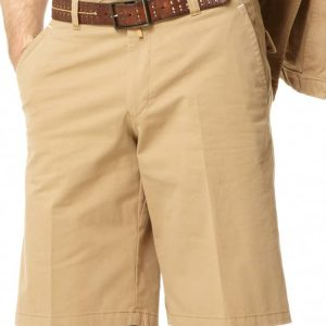 Cotton Shorts – Khaki