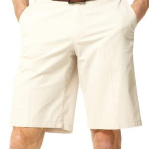 Cotton Shorts – Stone