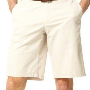 Cotton Shorts – Stone