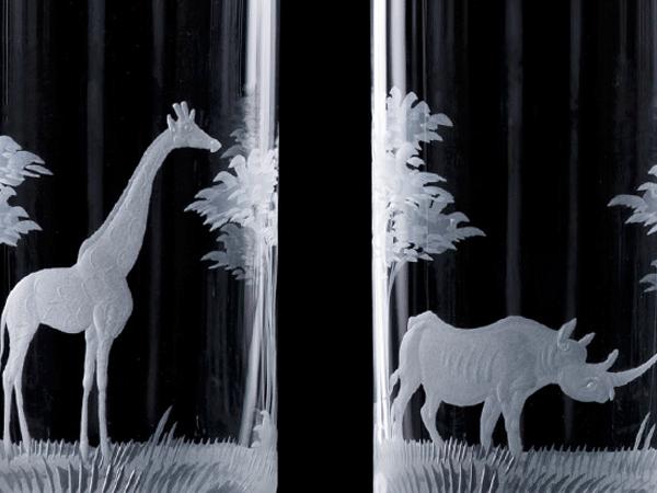 Crystal Highball Glasses - Set Of Six