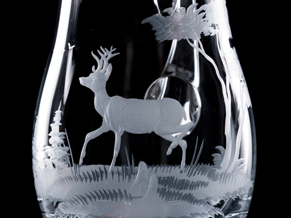 Crystal Water Jug 1.5 Litre