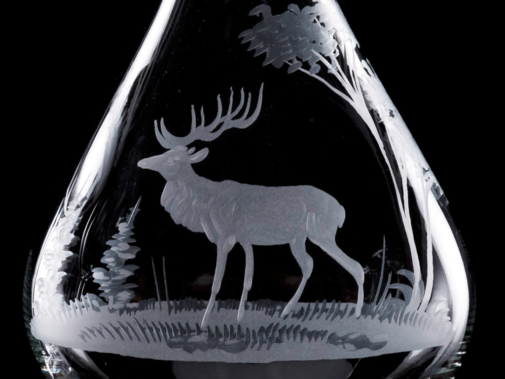 Crystal Wine Decanter