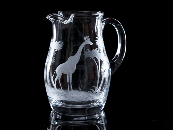 Crystal Ice Jug 1.5 litre