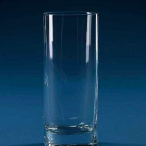 Square Crystal Highball Glass