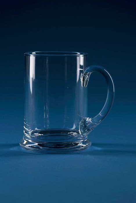 Crystal Beer Tankard - Pint