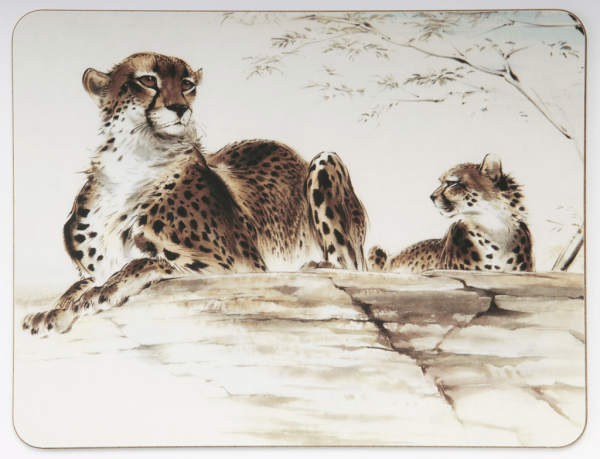 Serving Mat - Cheetah