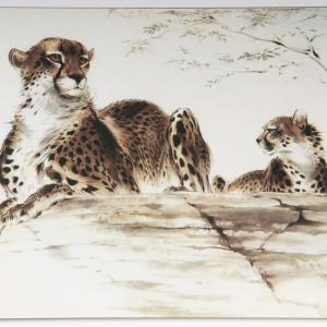 Table Mat – Cheetah