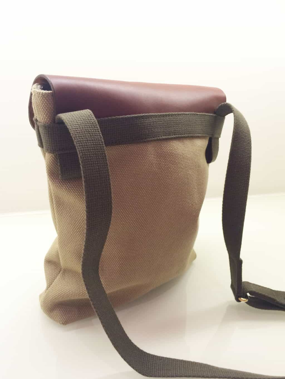 Canvas And Leather Kalahari Bag Travel Luggage Tim