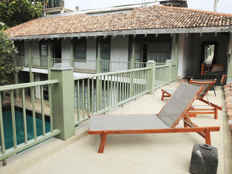 41 Lighthouse Street - Balcony