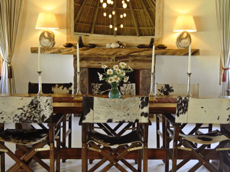 Sirikoi - Dining Room