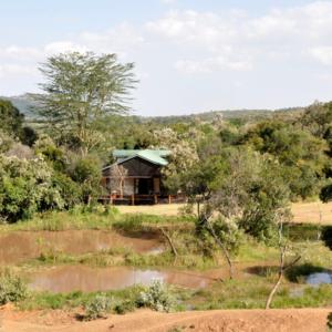 Mara Bush Houses - Acacia House