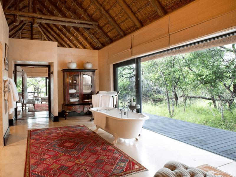 Africa House - Bathroom