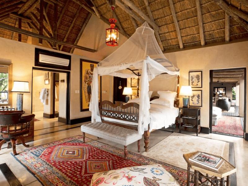 Africa House - Bedroom