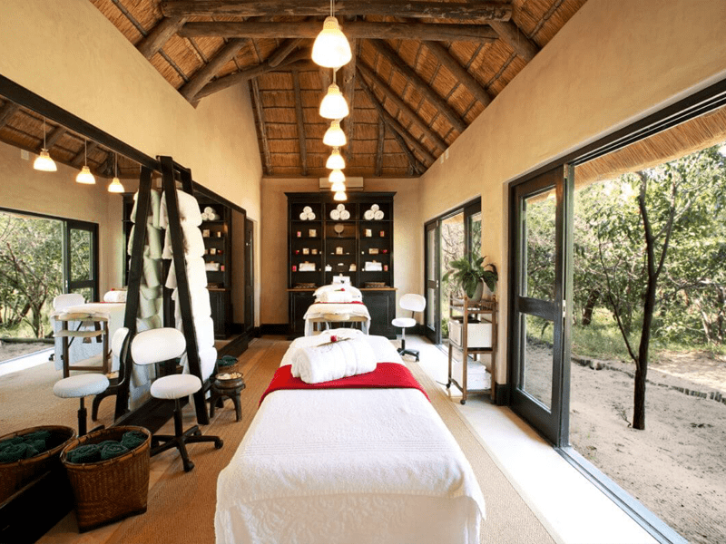 Africa House - Spa