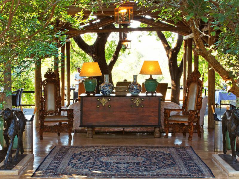 Africa House - Entrance
