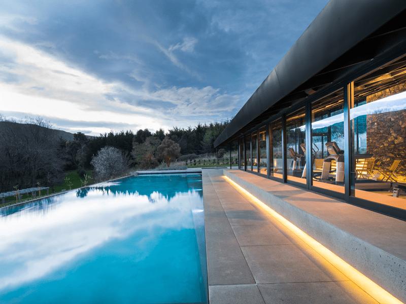 The Homestead - Pool And Gym