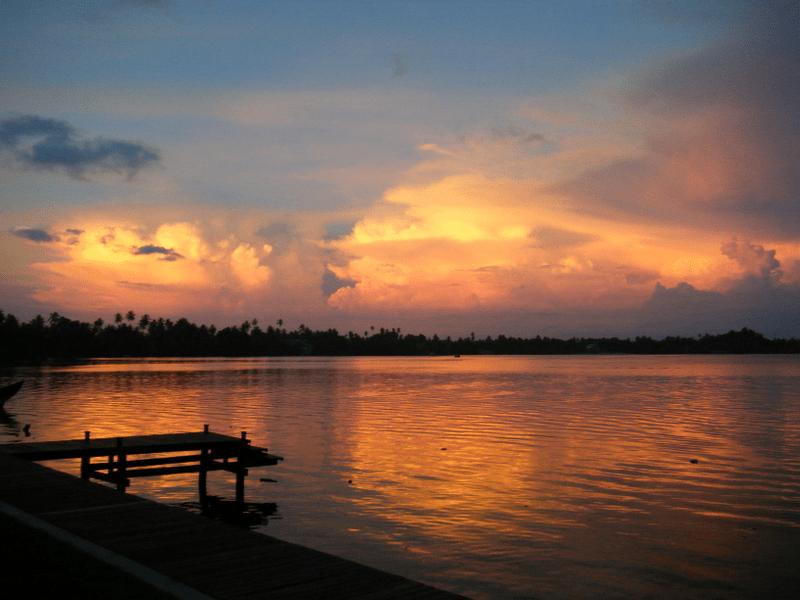 Apsara Sunset
