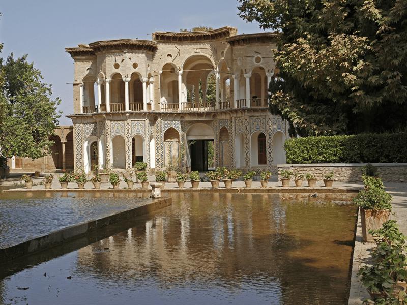 Iran - Kerman - Bagh E Shazdeh